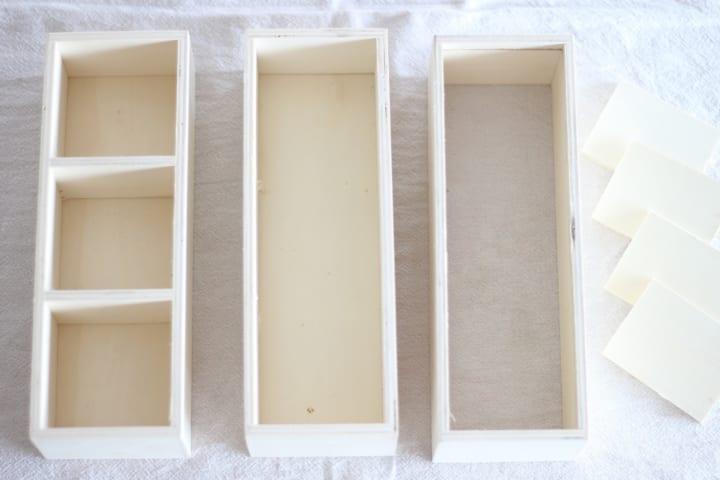 収納ボックス DIY8