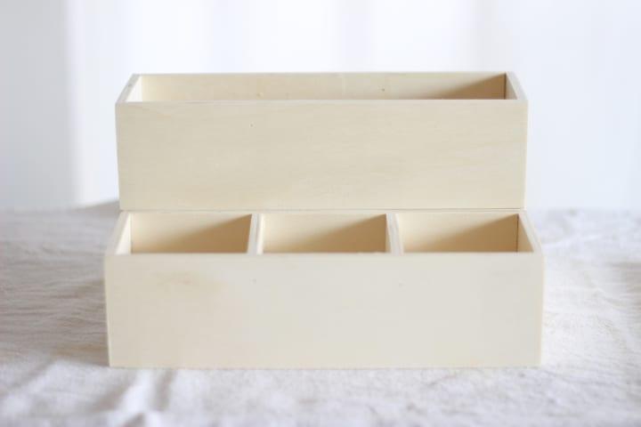 収納ボックス DIY11
