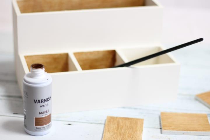収納ボックス DIY14