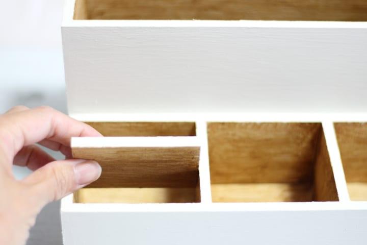 収納ボックス DIY16