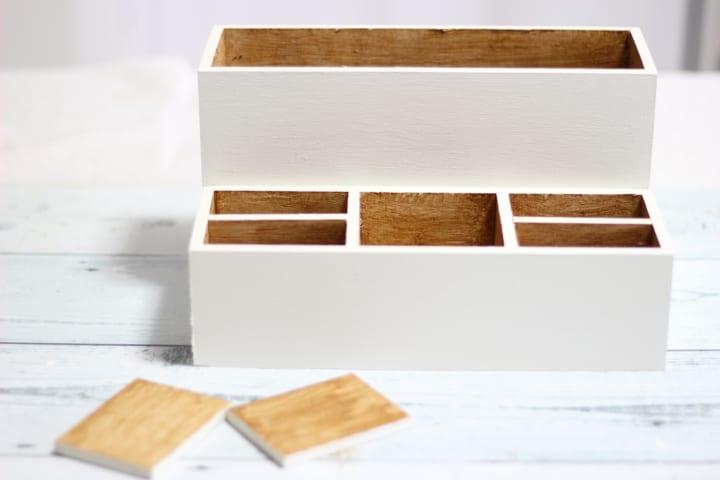収納ボックス DIY17