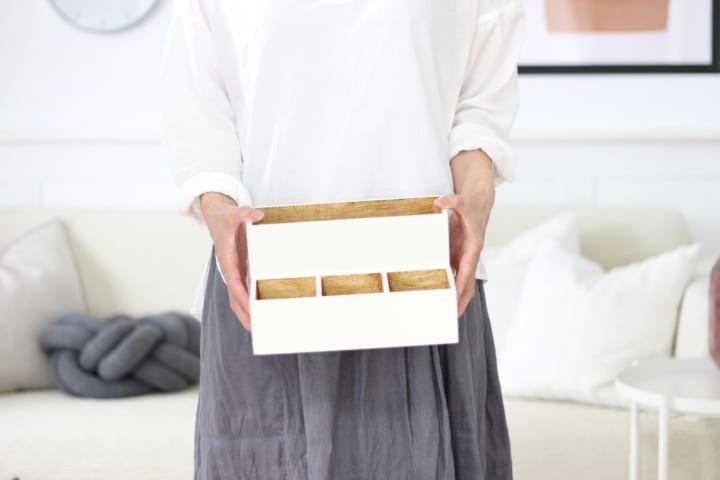 収納ボックス DIY18