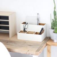 【連載】雑多な小物をお片付け!セリアアイテムを使って3ステップで作る簡単収納ボックス