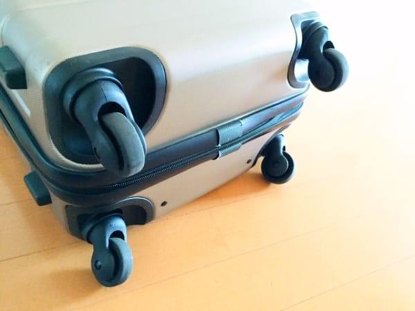 スーツケース 収納14