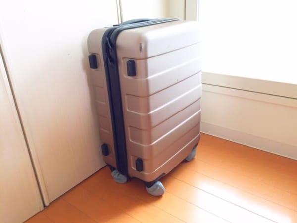 スーツケース 収納17