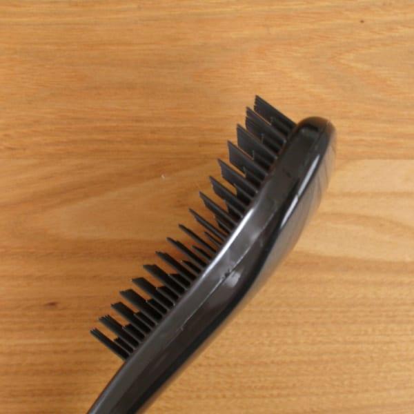 キャンドゥ 絡みにくい!髪通りなめらか長短2段ヘアブラシ2