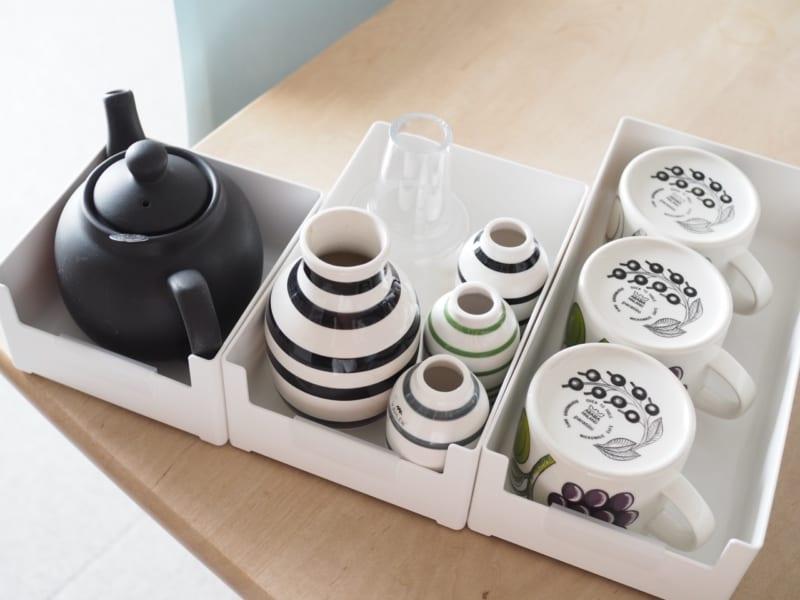 幅広タイプ3種の収納アイデア3