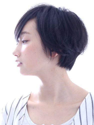 重軽スタイル×ショートヘア