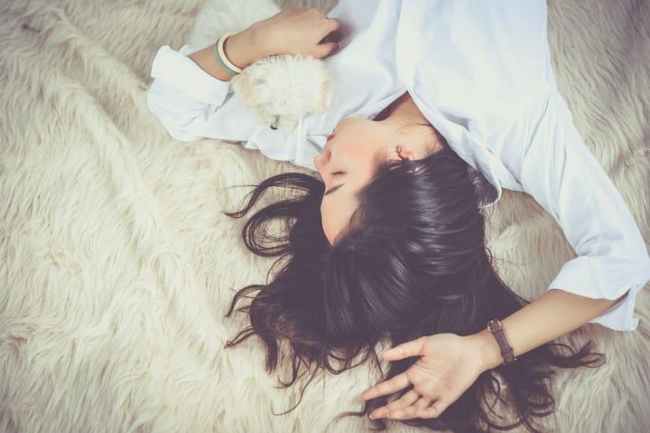 失恋から立ち直る方法①ゆっくり休む