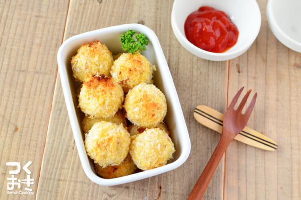 里芋 簡単 レシピ 揚げ物6