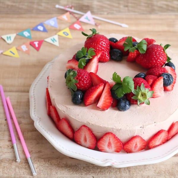 チョコレートケーキ レシピ8