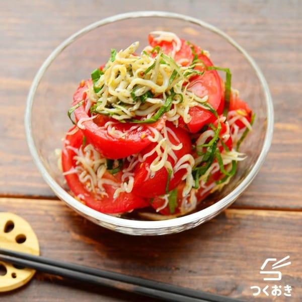 オムレツ 副菜2