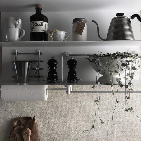 キッチン グリーン5