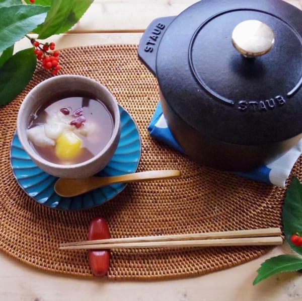 栗 レシピ ご飯物6