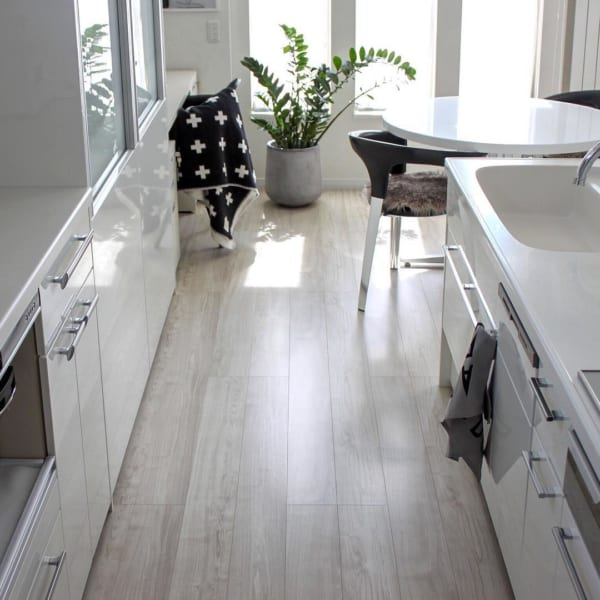 キッチン グリーン7