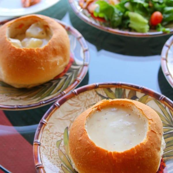 オムレツ スープ5