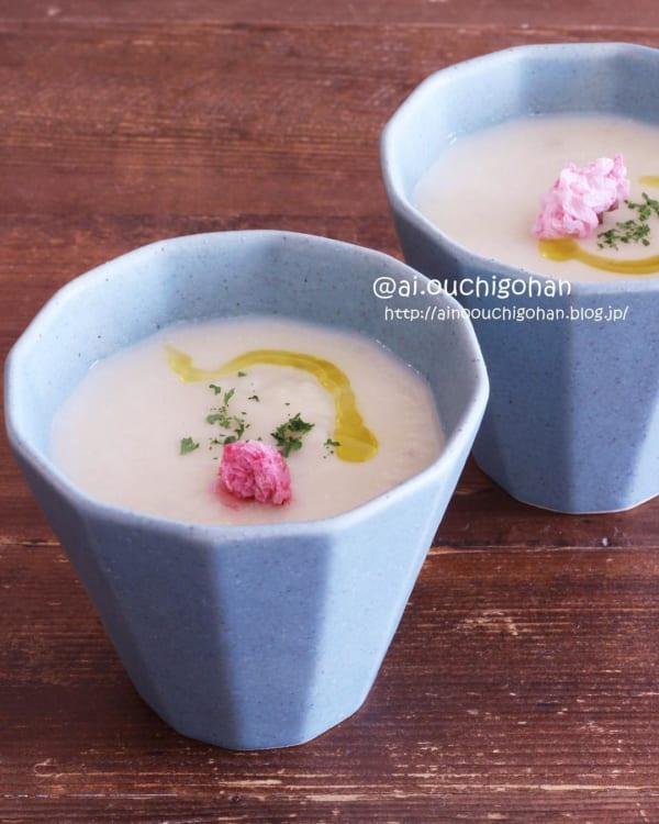 オムレツ スープ4