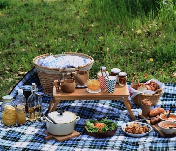 ピクニック テーブル スツール3