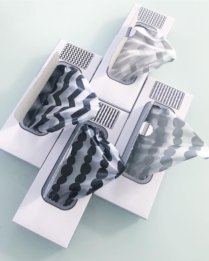 キッチンデザインポリ袋