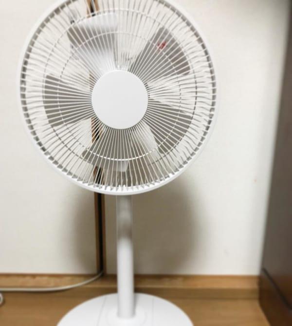100均・300均・ニトリ・無印良品の扇風機6