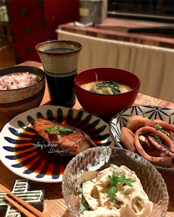 イカ と 里芋 の 煮物 簡単