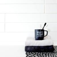 洗面所で大活躍☆【ダイソーetc.】アイテムで清潔&快適&おしゃれな空間に