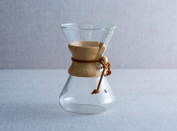 ケメックスのコーヒーメーカー