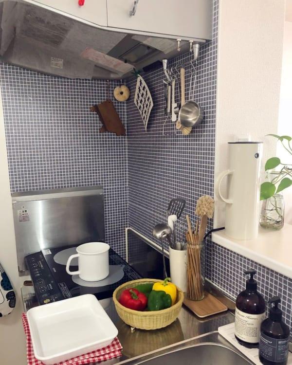 一人暮らしの《調理器具》収納術2
