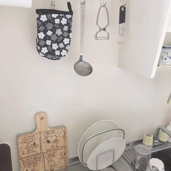 一人暮らしの《調理器具》収納術3
