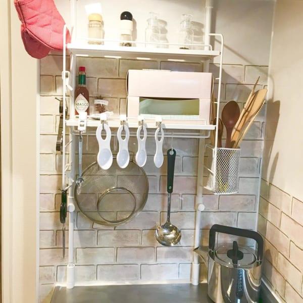 一人暮らしの《調理器具》収納術5