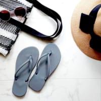 【セリア・3COINSetc.】のモノトーン雑貨☆夏インテリア&ファッションにピッタリ♪