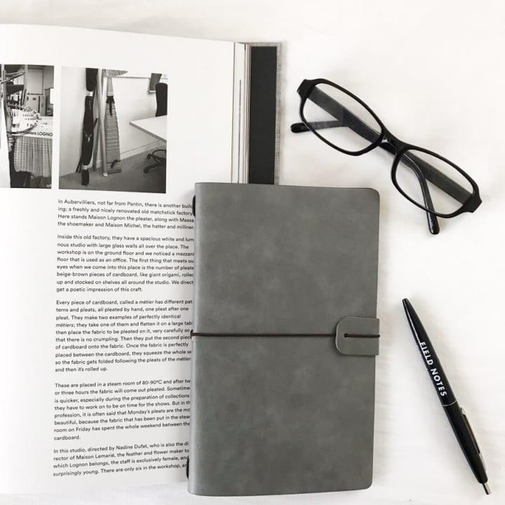 COORDIのノートカバー