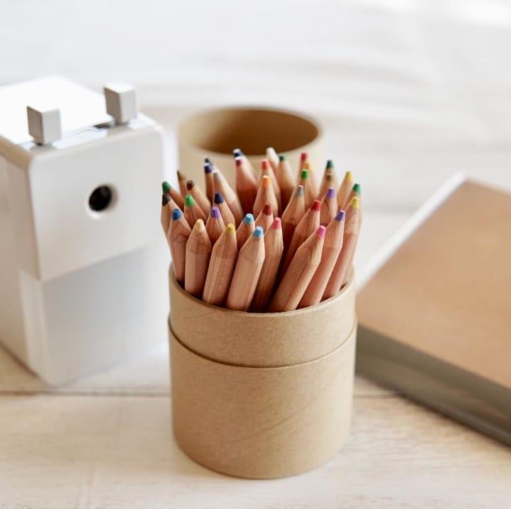 無印良品 色鉛筆