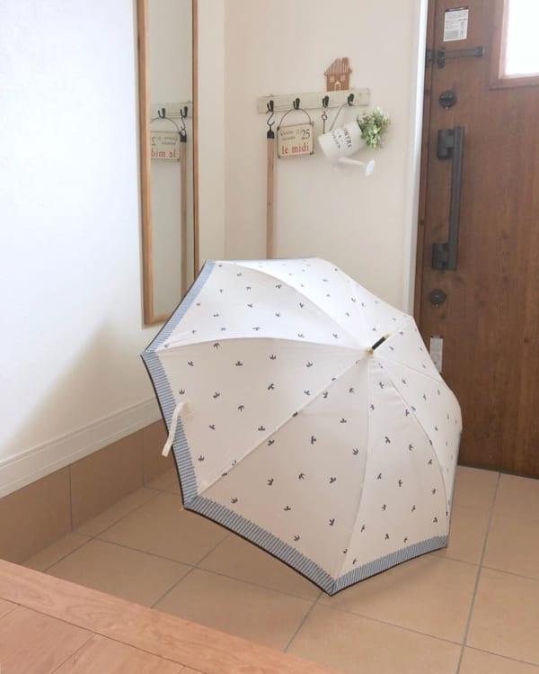 ハイクオリティ&高見えデザインの傘【ダイソー】