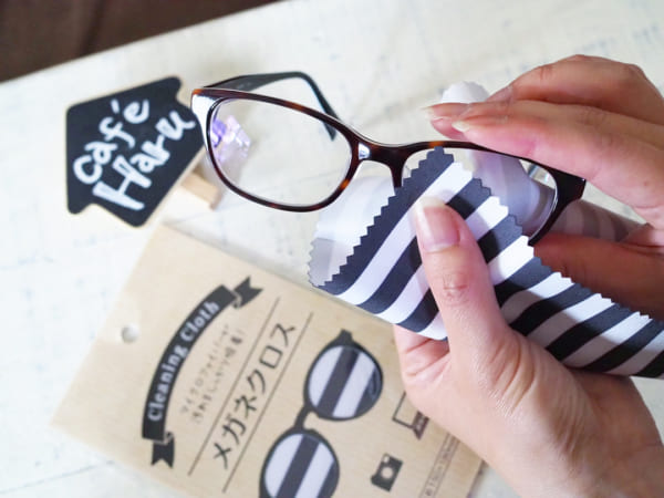 眼鏡クロス