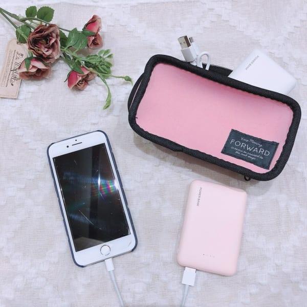 モバイルバッテリー&ケース