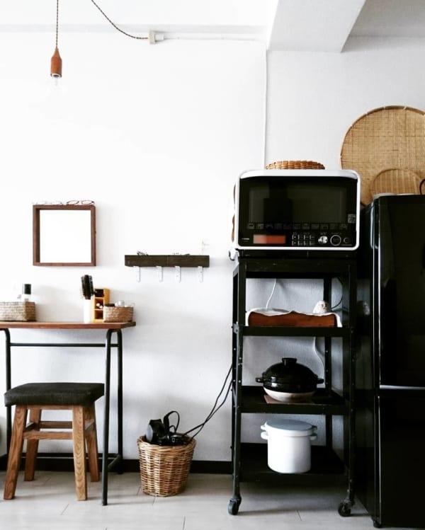 シックでシンプル♪雑貨店みたいにディスプレイがステキなお部屋3