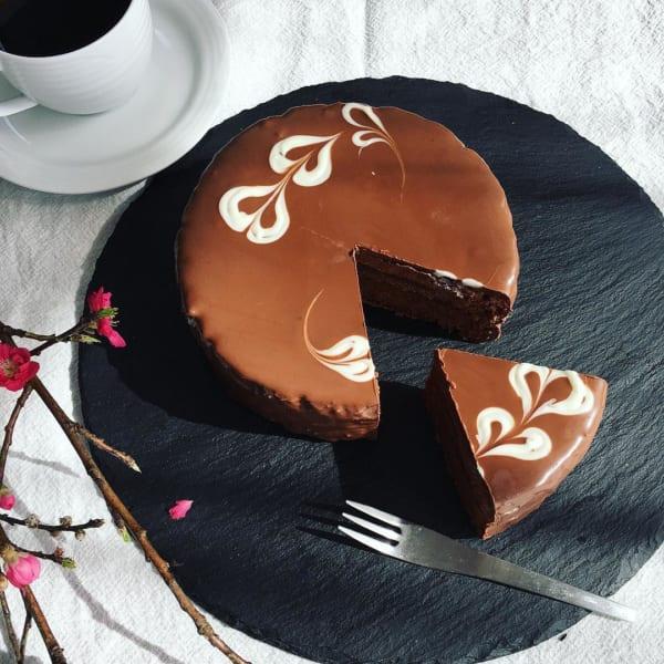 チョコレートケーキ レシピ15
