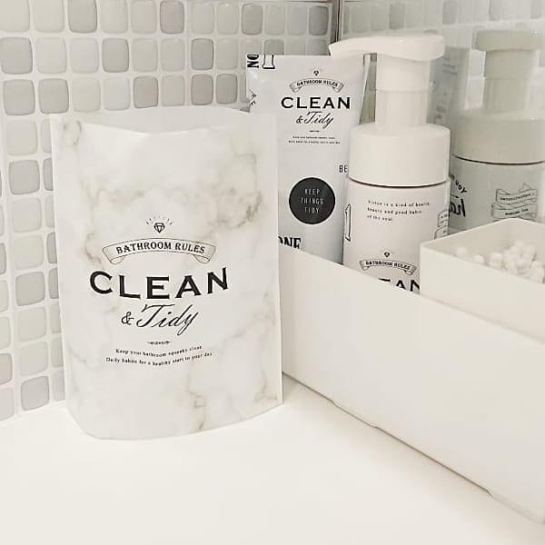 立つゴミ袋 洗面所用