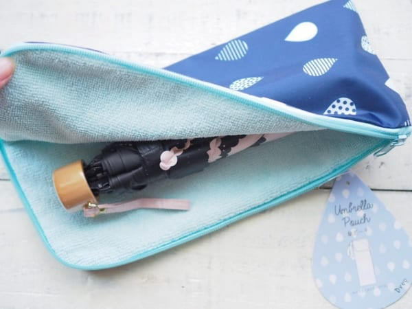 【CouCou】折り畳み傘をスマートに収納しておける