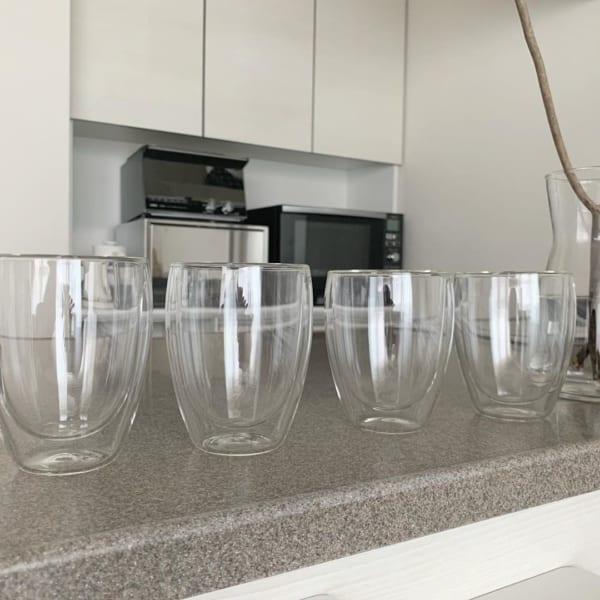 1.ダブルウォールグラス