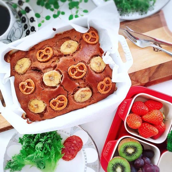 チョコレートケーキ レシピ16
