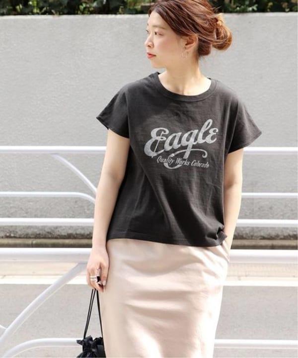 RIDING HIGH -ラフィテンジクTシャツ
