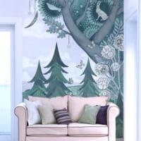 アートを選ぶように選びたい♡日本人デザイナーによるおしゃれな壁紙12選