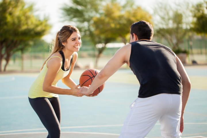 スポーツデートの楽しみ方