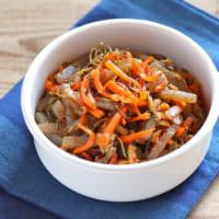 人参の人気レシピ50選!栄養たっぷりで食卓を彩る食材の美味しい使い方