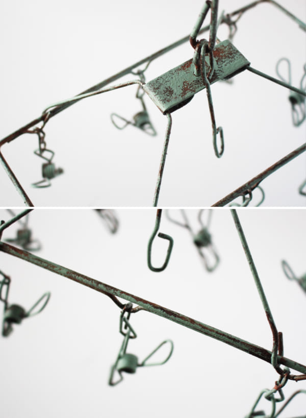 「塗って吊す」だけの簡単リメイク!6
