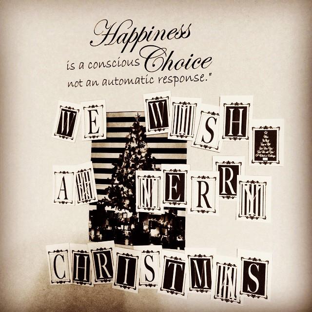 クリスマスデコレーションDIY カード