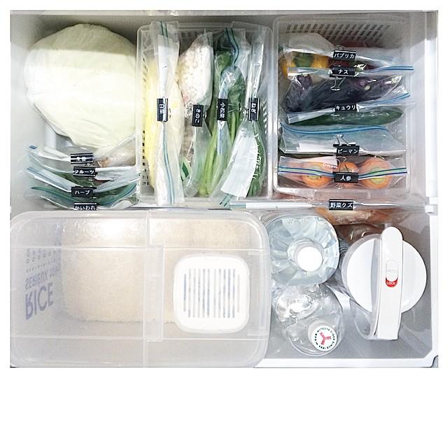 冷蔵庫収納に役立つ「アイデア&便利グッズ」6