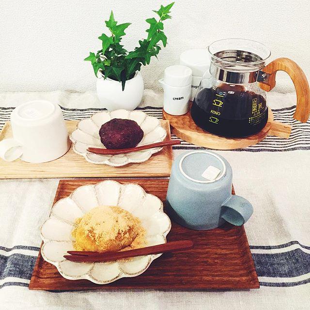 ⑤簡単手作りレシピ:絶品あんこときな粉おはぎ